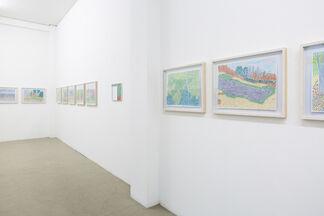 Tiergarten - Flavio de Marco, installation view