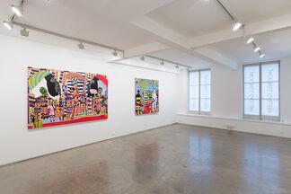 Boris Nzebo, Noir Desir, installation view