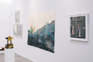 50 Golborne at Art Paris 2017, installation view