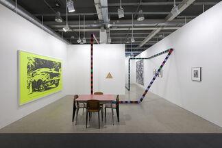 Stuart Shave Modern Art at Art Basel 2013, installation view