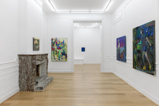 Leon Benn   Clumsy Haïkus, installation view