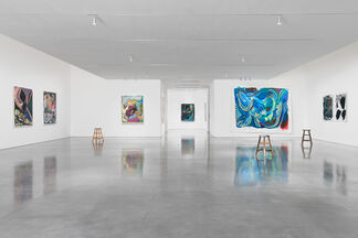 Josh Smith: The American Dream, installation view