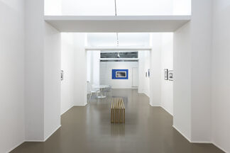 Edouard Taufenbach - Speculare, installation view