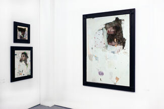 Ron Hicks, installation view