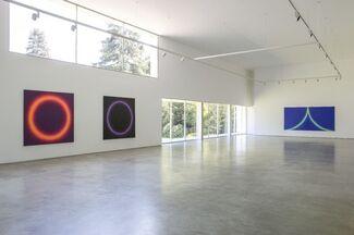 José María Yturralde - Logos y Mitos, installation view