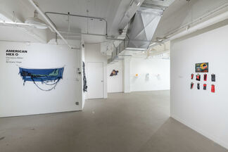 American Hex, installation view