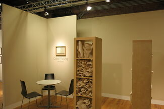 Beatriz Esguerra Art at VOLTA NY 2013, installation view