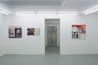 Radek Szlaga- All the Brutes, installation view