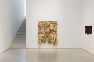 Josep Grau-Garriga: Tapestries 1970 - 2011, installation view