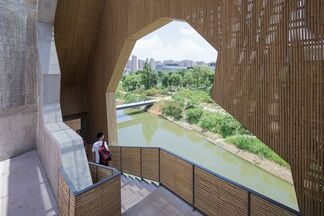The Architect´s studio: Wang Shu. Amateur Architecture Studio, installation view