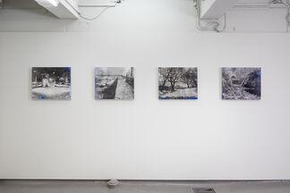 12 New Paintings - Ulrik Crone, installation view