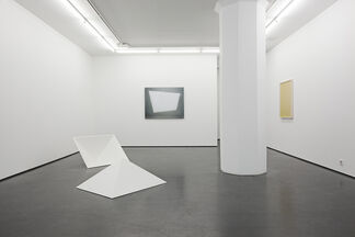 Linda Hofvander, Surfaces (to fall into, stay with and look out through), installation view