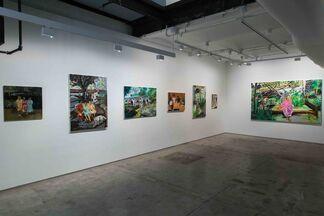 Maia Cruz Palileo: Guavas and Ferns, installation view