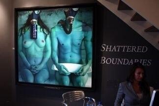 Shattered Boundaries, installation view
