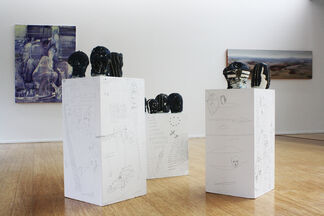 10 - Alive and Kicking, installation view