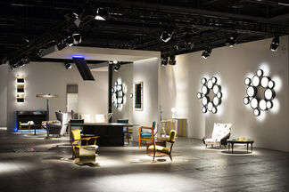 Gate 5 at Design Miami/ Basel 2016, installation view
