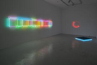 Christian Herdeg, installation view