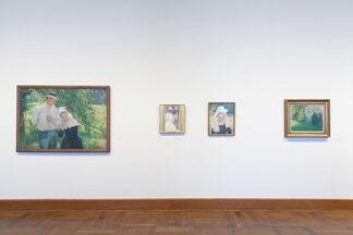 Max Kurzweil. Light and Shadow, installation view