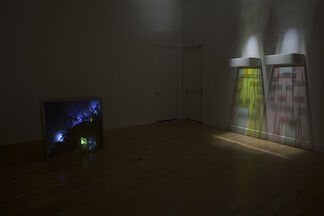 Goethe's Chamber, installation view