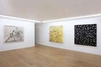 Farhad Moshiri: Float, installation view
