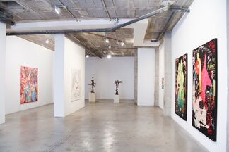 Group Show - Figurative Language ( Heroic Ants), installation view