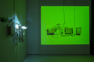 Trailer: Jeff Shore & Jon Fisher, installation view