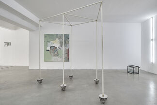 •Nonstreaming artifacts, installation view