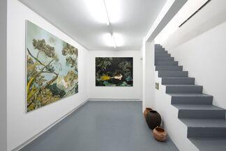 Le Jardin Décomposé, installation view