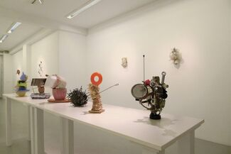 Elika at Artissima 2014, installation view