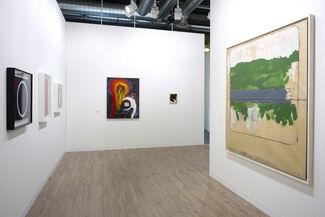 Fergus McCaffrey at Art Basel 2018, installation view