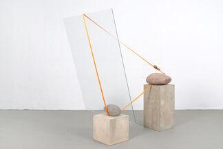 Galería OMR at Art Basel 2015, installation view