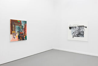 """Martin Golland, """"Now, as before"""", installation view"""