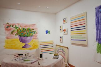 AFTER THE BIG FIGHT, installation view
