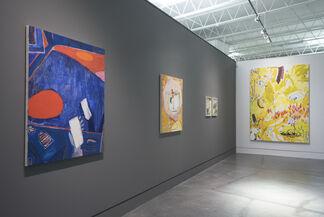 VT -> NY: Ryan Syrell, installation view