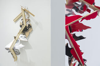 Oliver Lee Jackson: Untitled Original, installation view