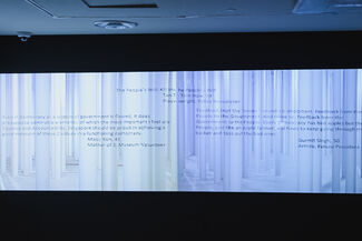 5 Stars: Art Reflects on Peace, Justice, Equality, Democracy and Progress, installation view