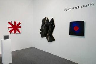 Peter Blake Gallery at Art Miami New York 2015, installation view