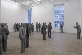 Juan Muñoz, installation view