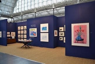 Sims Reed Gallery at Art14 London, installation view