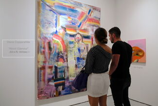 532 Gallery Thomas Jaeckel at Art Wynwood 2018, installation view