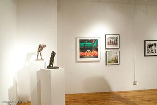 Flesh and Bone, installation view