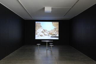 Michal Helfman, installation view