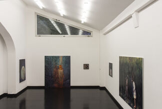 Waiting for the Unknown, installation view