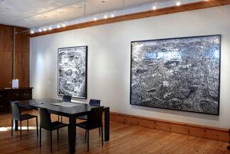 Sohei Nishino - New Dioramas, installation view