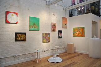 Decollation by Barbara Friedman, installation view