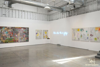 Jane Booth: Narratives, installation view