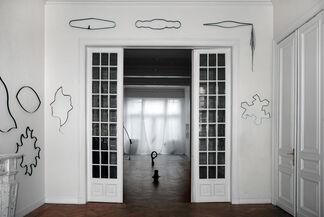 Annie Gentils at ARCOmadrid 2018, installation view