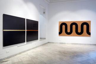 Galería Fernando Pradilla at Apertura Madrid Gallery Weekend 2020, installation view