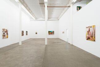 TWIST - Falk Gernegroß, installation view