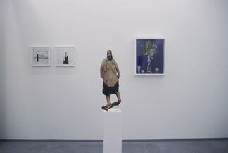 """""""2 Years of Looking"""", installation view"""